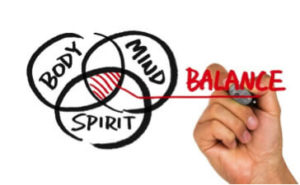 Body Mind Spirit Balance Rolfing